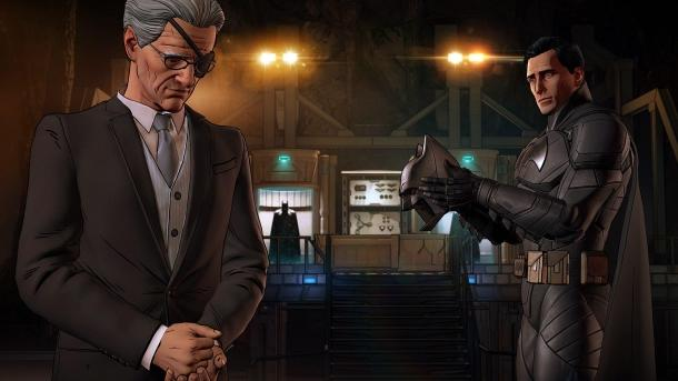 Скриншоты второго сезона Batman: The Telltale Series Batman: The Telltale Series